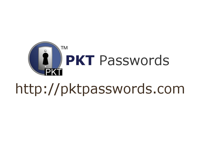PKT Passwords Button